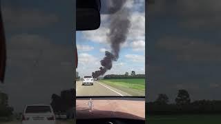 Страшная авария на трассе Рубцовск-Барнаул.12.06.2018