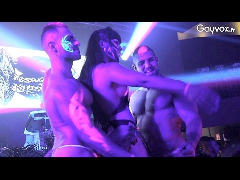 Soirée Forever Tel Aviv Hula Hula Paris au Redlight, novembre 2014