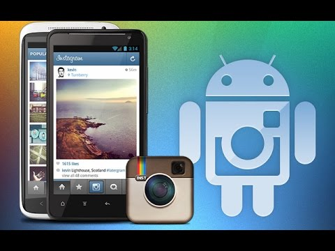 application instagram android