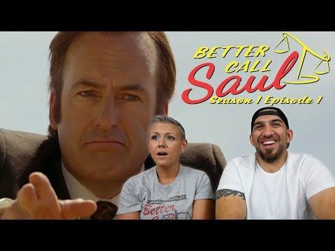 Better Call Saul Season 1 Episode 1 'Uno' Premiere REACTION!!