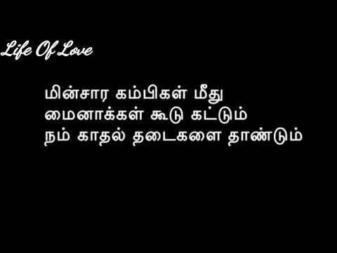 True Love ❤❤❤ Status Best Lyrics Na.Muthukumar | WhatsApp Status | Punk Center