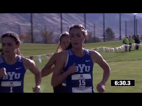 2018 WCC Cross Country Championships