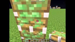 Как сделать механическую дверь в Minecraft (туториал)