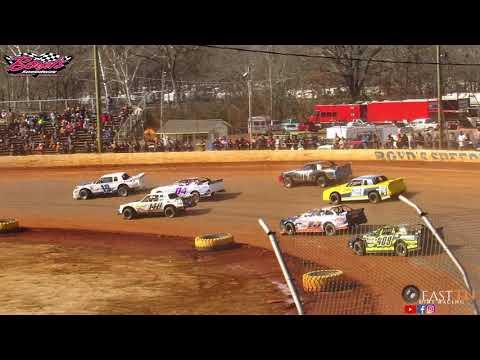 Street Stock Heat Race @ Boyds Speedway (2-3-18)