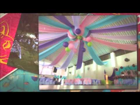 Decoracion de eventos el abuelo youtube for Decoracion artesanal para el hogar