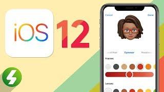 شرح مزايا تحديث أيفون و أيباد الجديد iOS 12