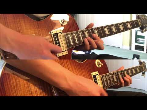 Bat Country Solo—Avenged Sevenfold/Synyster Gates Cover