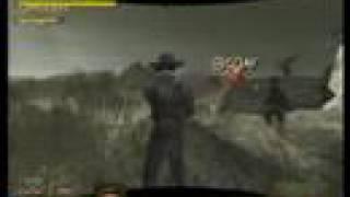 Red Dead Revolver First Trailer ( Capcom's Version )