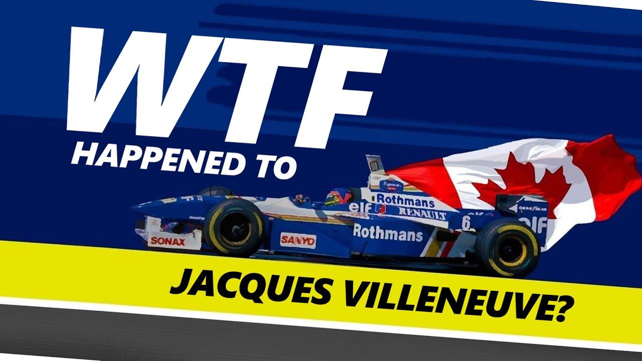 Download WTF Happened to Jacques Villeneuve?