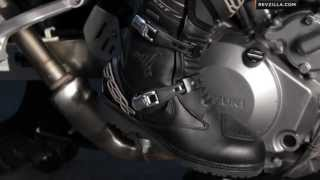 TCX X-Desert Gore-Tex Boots Review at RevZilla.com