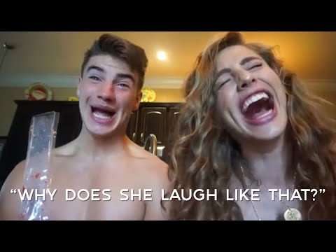 The worst laugh of 2018 *don't watch if your ears are sensitive*