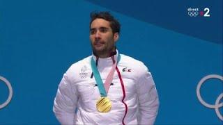 JO 2018 : Biathlon - La médaille d'or de Martin Fourcade en poursuite !