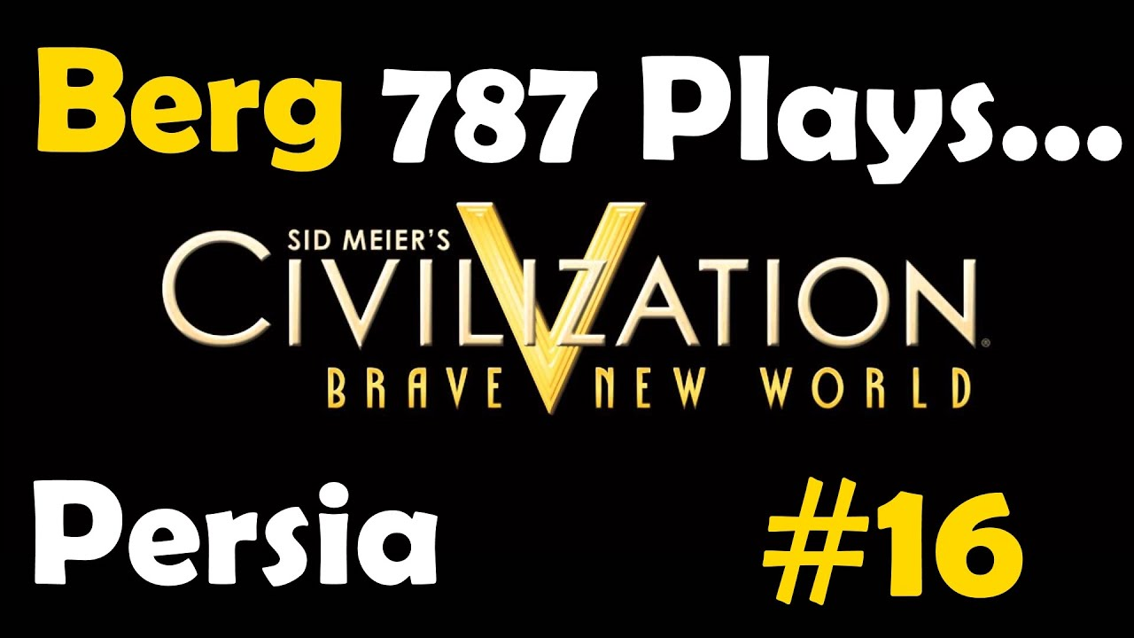 Civilization v persia strategy