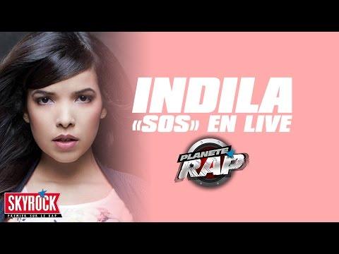 "Indila ""S.O.S"" en live #PlanèteRap"