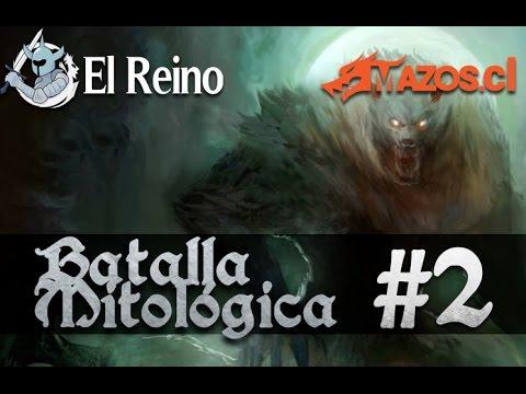 Batalla Mitológica MyL #2 - De Camelot, Mazos.cl y otros demonios