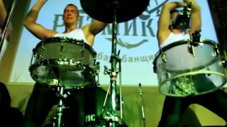 шоу барабанщиков Ритмикон(шоу барабанщиков Ритмикон г.Ижевск., 2016-02-18T14:28:14.000Z)