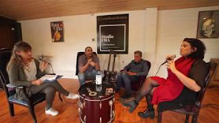 Interview de D&S Trio au Studio FMA Fratellenza