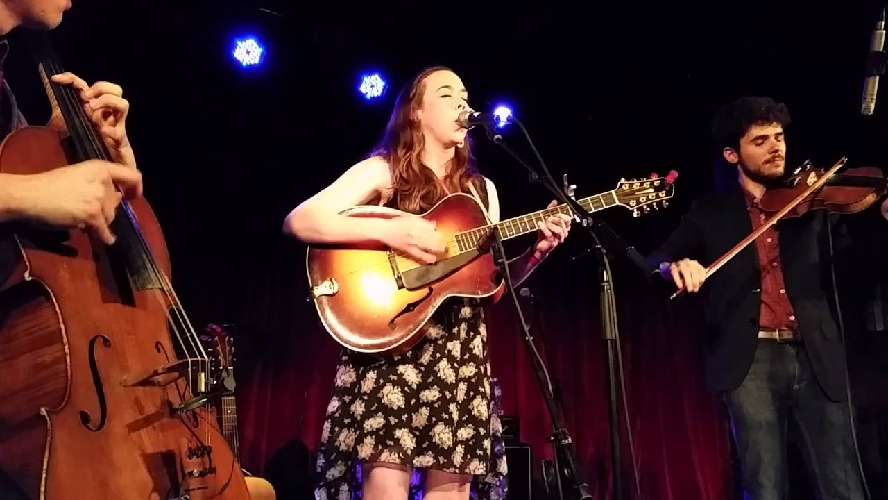 sarah jarosz ring them bells