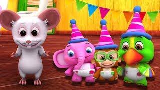 Selamat ulang tahun | lagu untuk anak-anak | sajak di anak-anak Indonesia | Happy Birthday