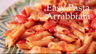 Easy Pasta Arrabbiata by Deliciously Ella