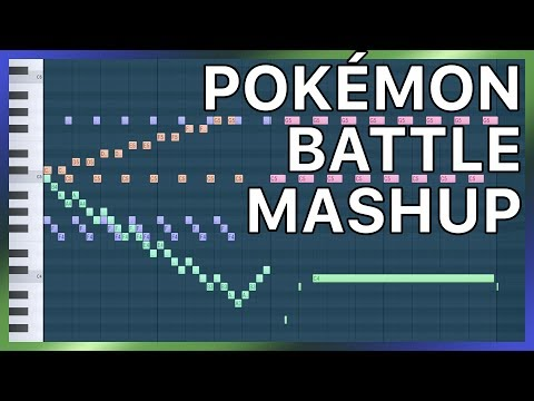 Eleanor Rigby Pokemon Battle Theme (Beatles Mashup/Remix)