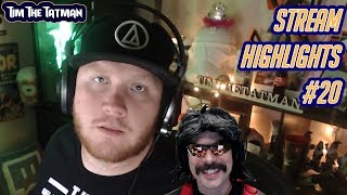 Fortnite - Tim VS Dr Disrespect, Cheeky Tim, Chosen One, What Are You Doing in my Swamp!?