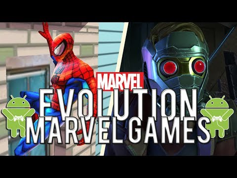 Marvel Games - Evolution | Android