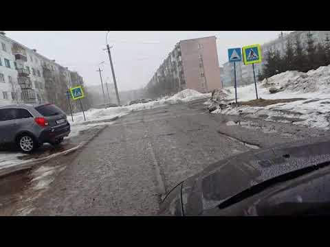 Дороги-дОроги Вуктыл 2019г.