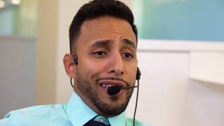 Как надо работать в call-центре | Анвар Джибави (NickWell)