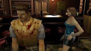 видео Resident Evil 3: Nemesis прохождение игры