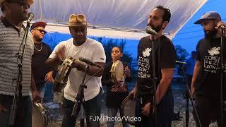 Alex Lopez y Tipica Plena cantando Emil Martinez en la antesala al 20mo. Festival AfroCaribeño YouTube Videos