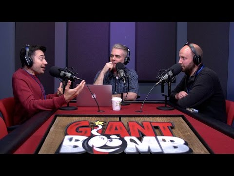 Giant Bombcast 477: The Husband Who Owned Himself