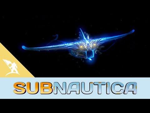 Subnautica Ghost Update