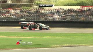 GT1 Championship Race Nogaro, France - Quick Highlights | GT World