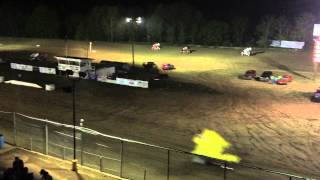 Butler Battlegrounds - Roger Campbell wins 5-16-15 A Main
