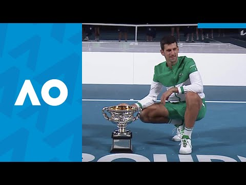 Novak Djokovic vs Daniil Medvedev Extended Highlights (F) | Australian Open 2021