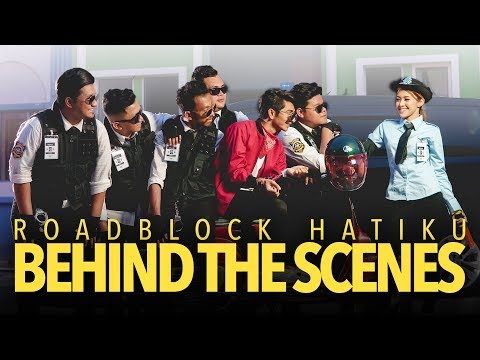 Baby Shima & Floor 88 - Roadblock Hatiku (Behind The Scenes & Bloopers)