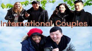 한국에 사는 국제커플 Interracial couples in Korea