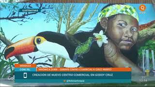 Centro Comercial a Cielo Abierto, esta vez en Godoy Cruz