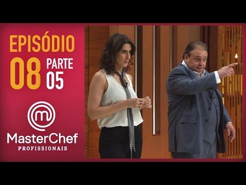 MASTERCHEF PROFISSIONAIS (22/11/2016) | PARTE 5 | EP 8 | TEMP 01