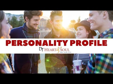 DT Heart & Soul Personality Profile