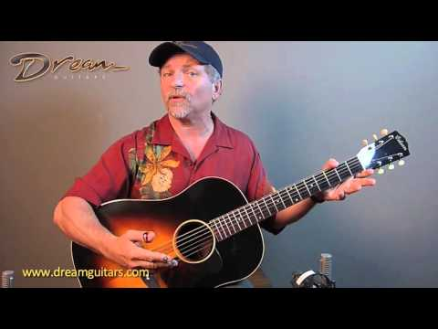 "Dream Guitars Lesson - ""Shakin Her Bacon"" - Toby Walker"