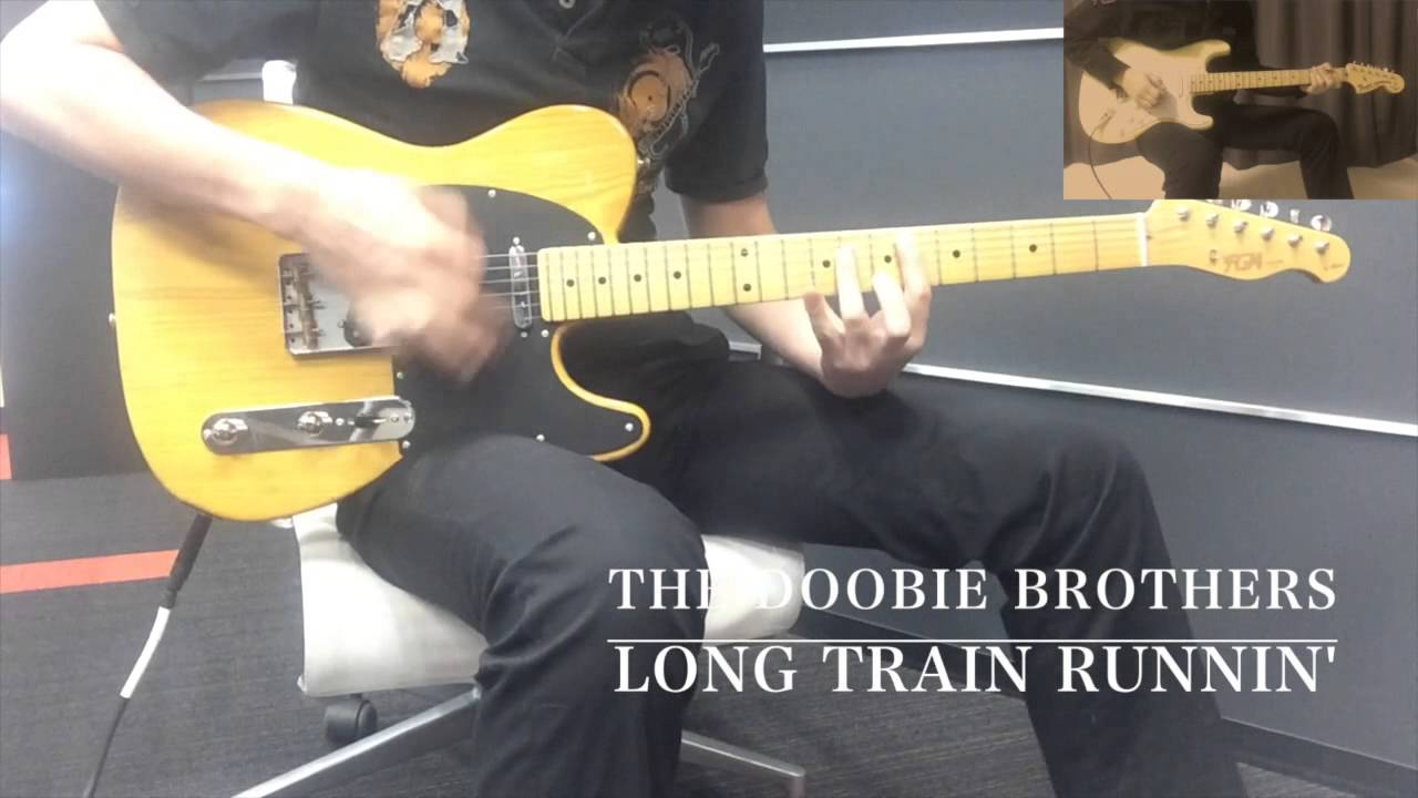 how to play doobie brothers on guitar
