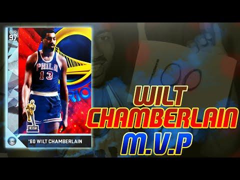 WILT CHAMBERLAIN 97 MEDIA MVP! CON FINAL INESPERADO! | NBA 2K16 MyTEAM