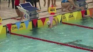 港島D3校際游泳決賽 港大同學會奪女團冠軍
