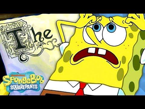 SpongeBob Writes an Essay ��