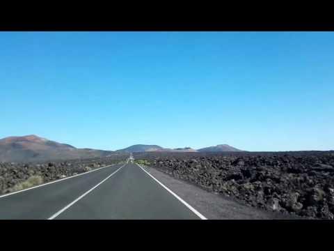 Lanzarote, Jako na Marsu