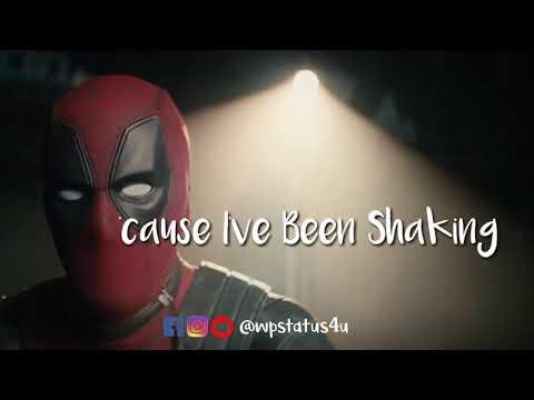 Ashes - Céline Dion   Deadpool 2   Whatsapp Status For U   @wpstatus4u