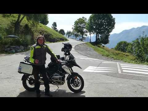 Franz. Alpen per Motorrad, best of, Teil I