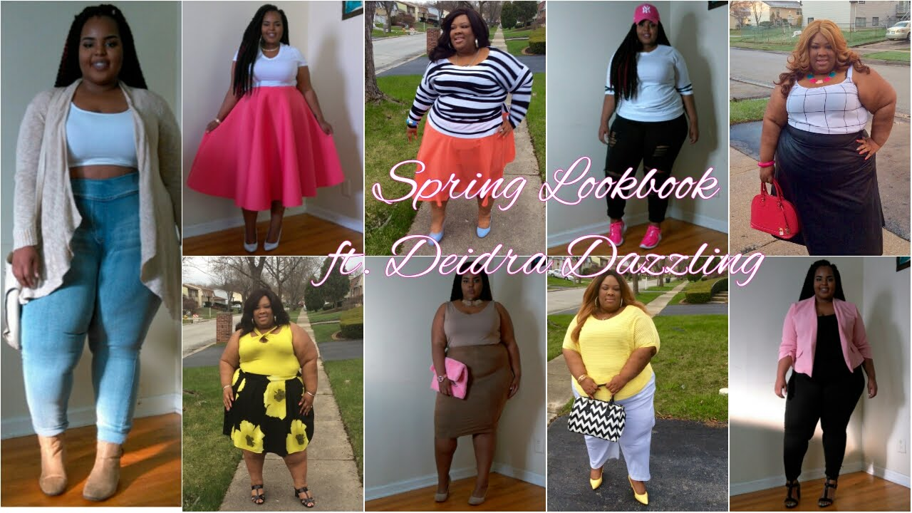 abc3d63ac8 Spring Lookbook ft. Deidra Dazzling!